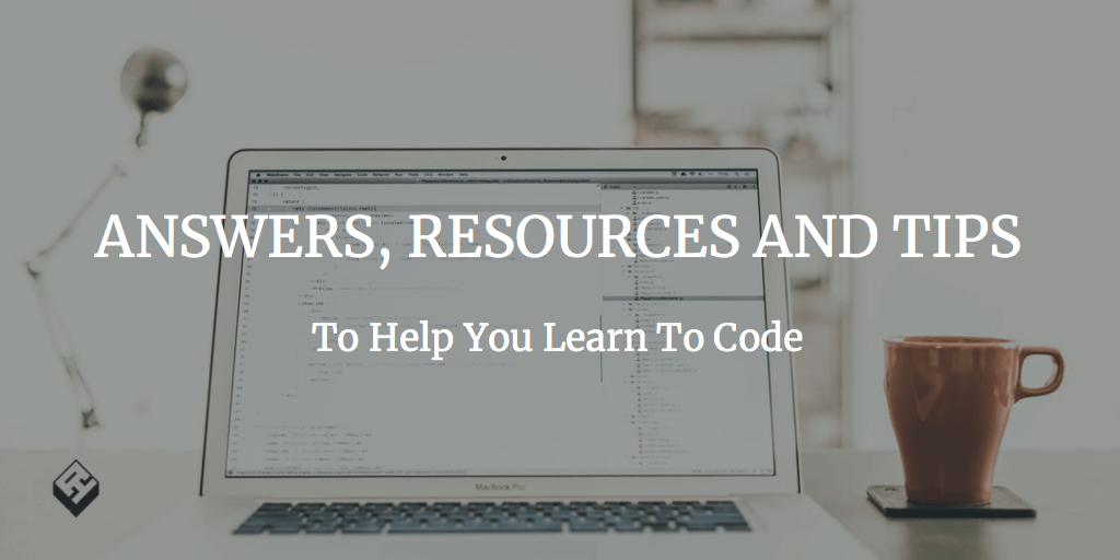 learning how to code