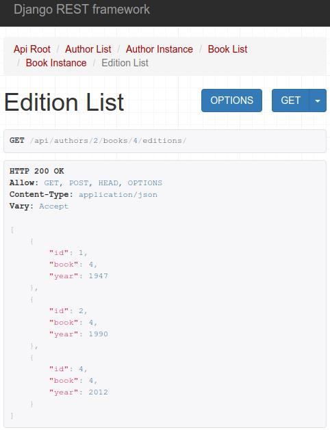 How to build a REST API using Django REST Framework
