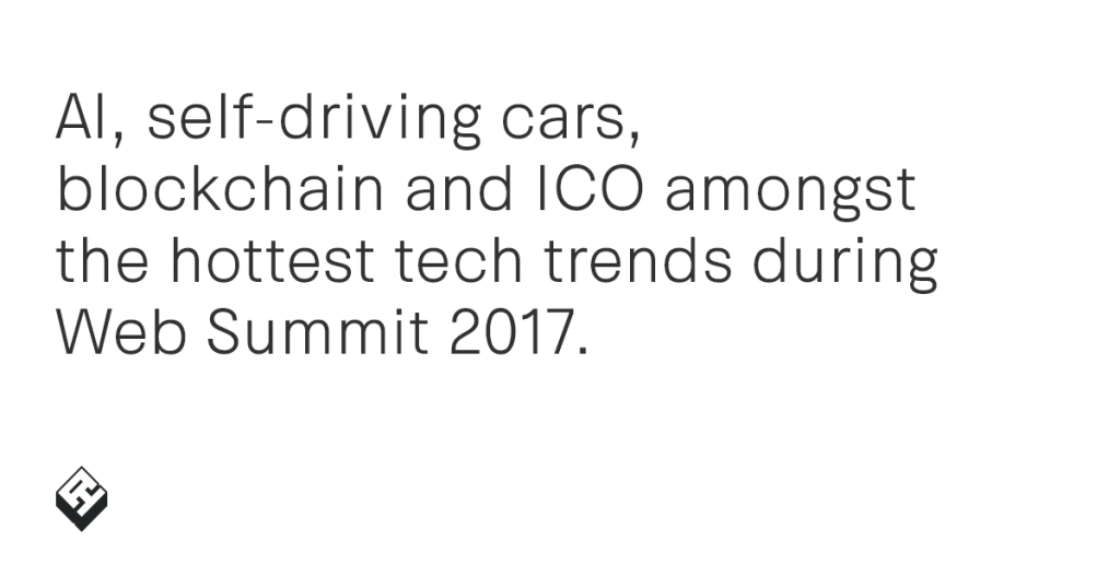 tech trends web summit