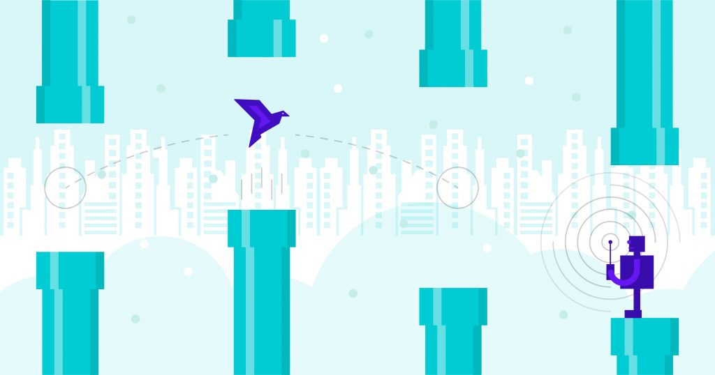 TensorFlow js, Machine Learning and Flappy Bird: Frontend AI