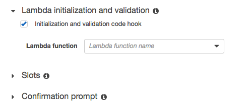 lambda user validation
