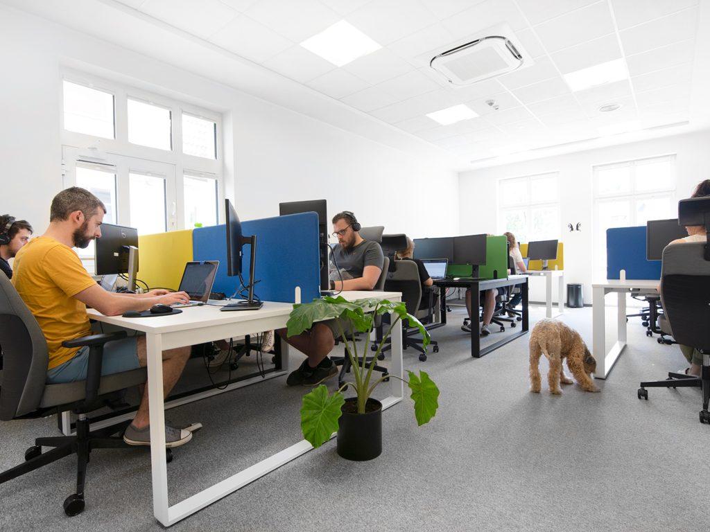 Apptension office