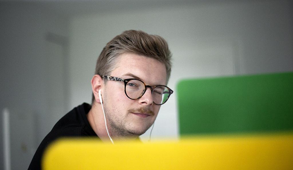 Tobiasz Business Development Specialist Apptension