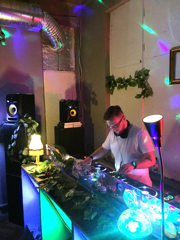 Tobiasz DJ set