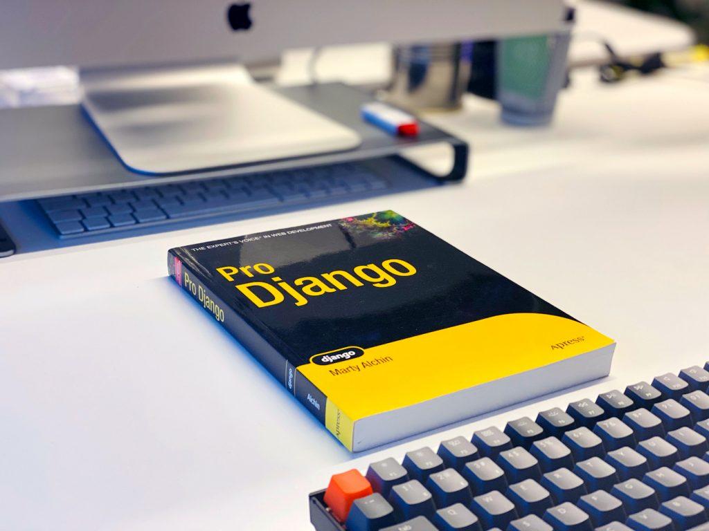 Djano book